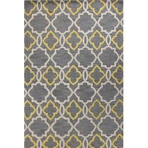 Noel Hand-Tufted Grey Area Rug