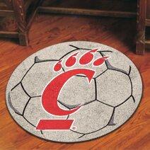 NCAA University of Cincinnati Soccer Ball By FANMATS