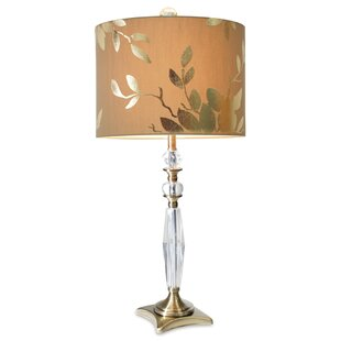 Global Explorations 28.5 Table Lamp with Drum Shade