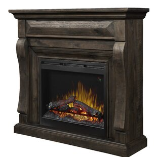 Mantel Electric Fireplace by D..