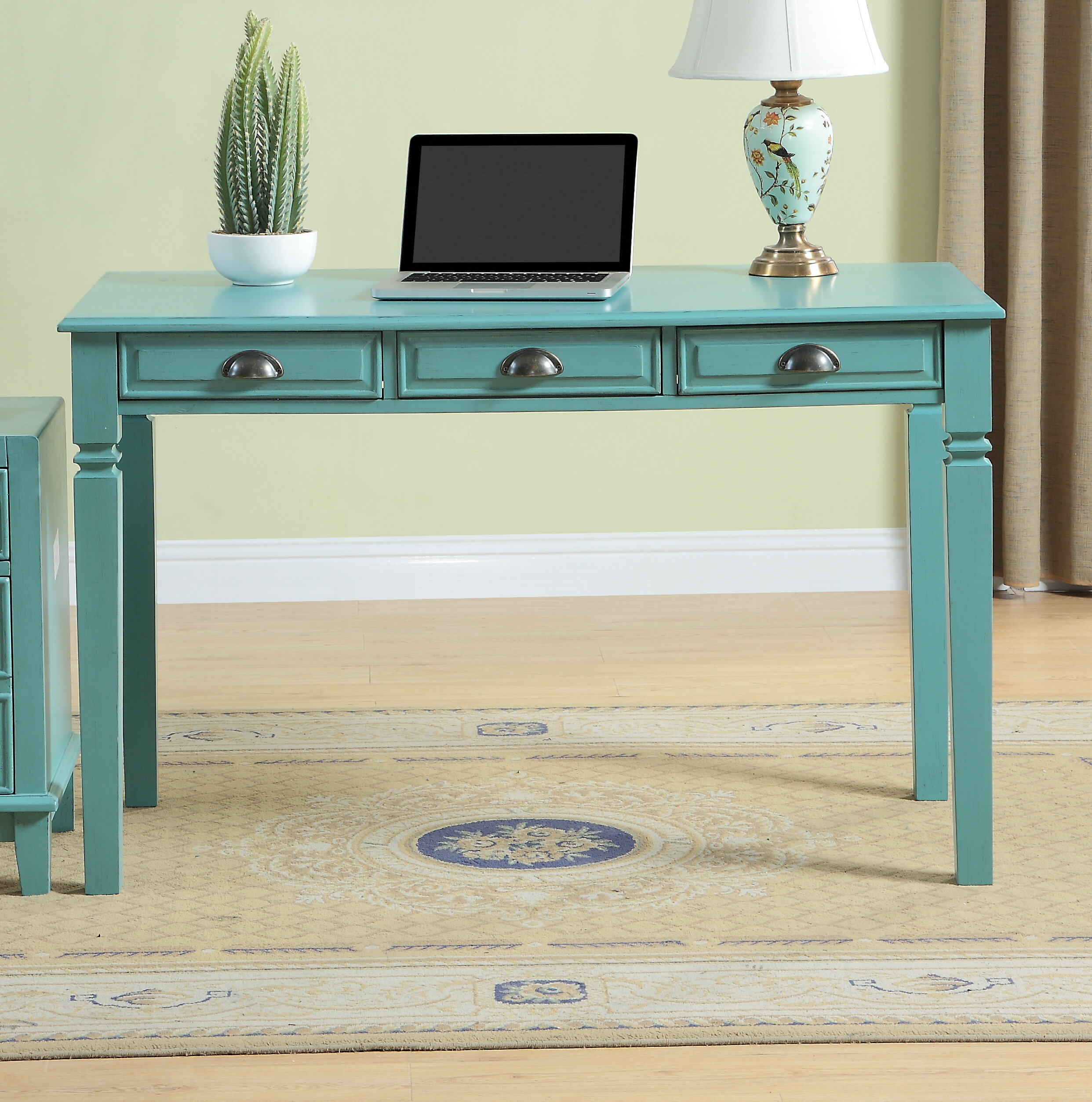 home overstock nordic free drawer garden desk shipping drawers today product