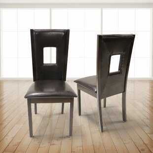 Seniti Upholstered Dining Chair (Set of 2)