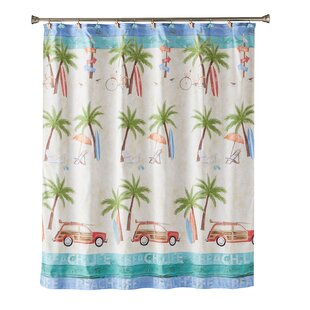 Linares Single Shower Curtain