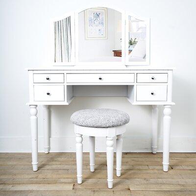 White Vanity Tables You Ll Love In 2019 Wayfair