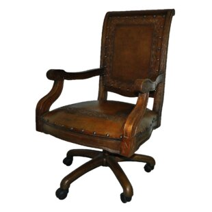 New World Trading Imperial High-Back Leather Executive Chair