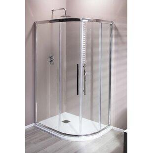 Offset Quadrant Pivot Shower Enclosure by Cassellie