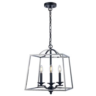 Crook 3-Light Lantern Pendant by Alcott H..