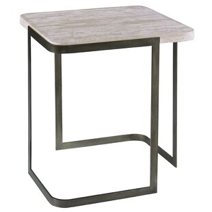 Check Prices Manley End Table by Union Rustic