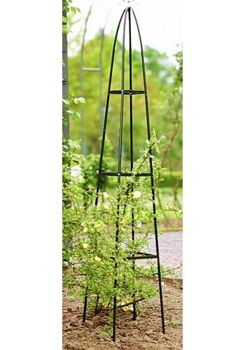 Lurdes Metal Obelisk Trellis Sol 72 Outdoor