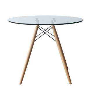 Fine Mod Imports Woodleg Dining Table