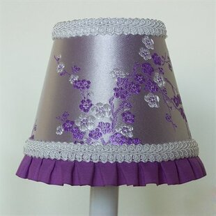 Compare Orchid Blossom 11 Fabric Empire Lamp Shade By Silly Bear Lighting