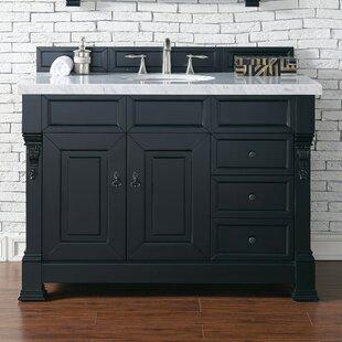 Brookfield 48 Single Bathroom Vanity Base by James Martin Furniture