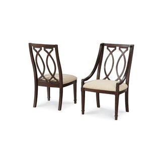 Andraid Upholstered Dining Chair (Set of 2) by Canora Grey SKU:AA338606 Order