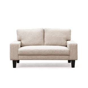 Streeter Loveseat by Ebern Designs Herry Up