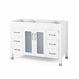Will Isaiah 48 Single Bathroom Vanity Base Only by Home Loft Concepts