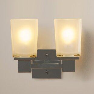 Edington 2-Light Vanity Light by Ebern Designs