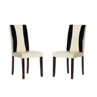 Warehouse of Tiffany Savana Parsons Chair (Set of 8)