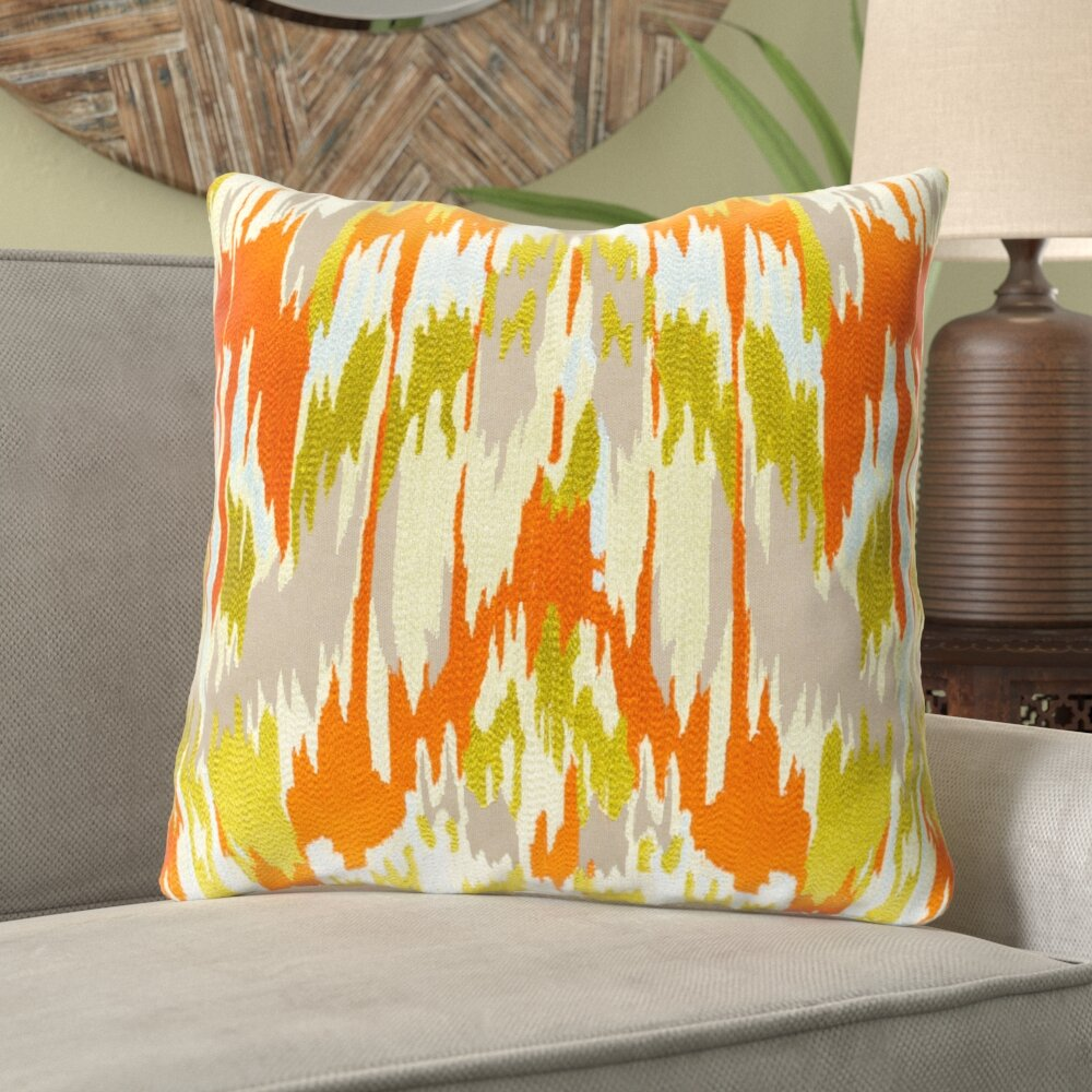 World Menagerie Claysburg Cotton Throw Pillow Wayfair