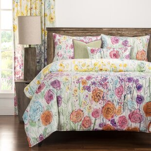 Latitude Run Arrey Duvet Cover Set