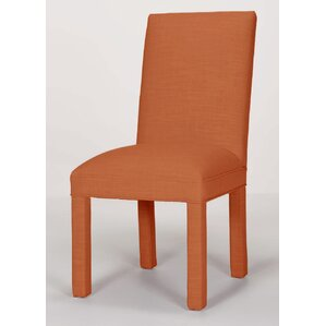 Brook Solid Parsons Chair