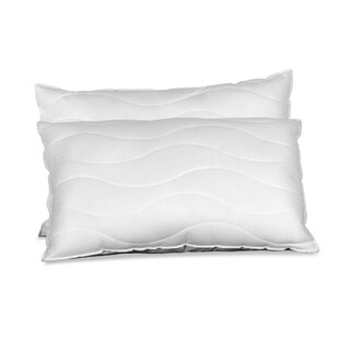 Super Support Pillow (Set Of 2) By Symple Stuff