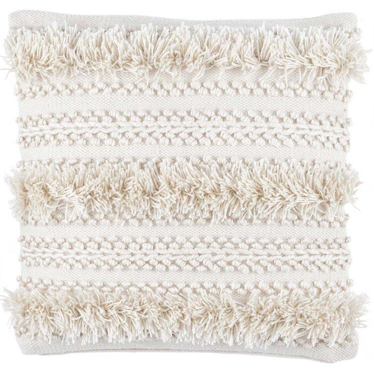 Zhara Indoor / Outdoor Striped Throw Pillow