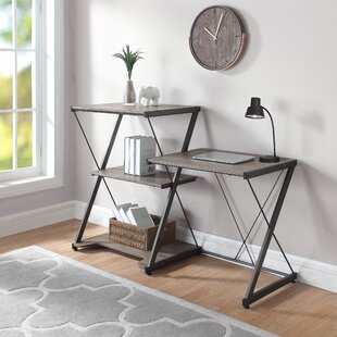 Northwich Standing Desk Converter by Williston Forge Best #1