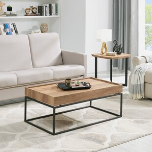 Wortman Frame Coffee Table By Foundry Select