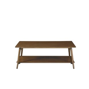 Barbosa Coffee Table by George Oliver 2019 Coupon