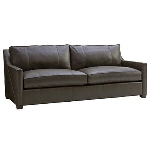 Zavala Wright Leather Sofa by Lexington