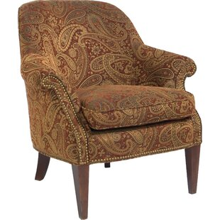 Staffordshire Armchair by Sam ..