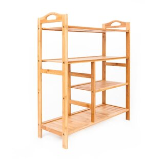 Compare & Buy Portable Bamboo Board Shoe Rack By Symple Stuff