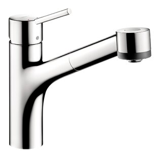 Hansgrohe Interaktiv S Single Handle Kitchen Faucet
