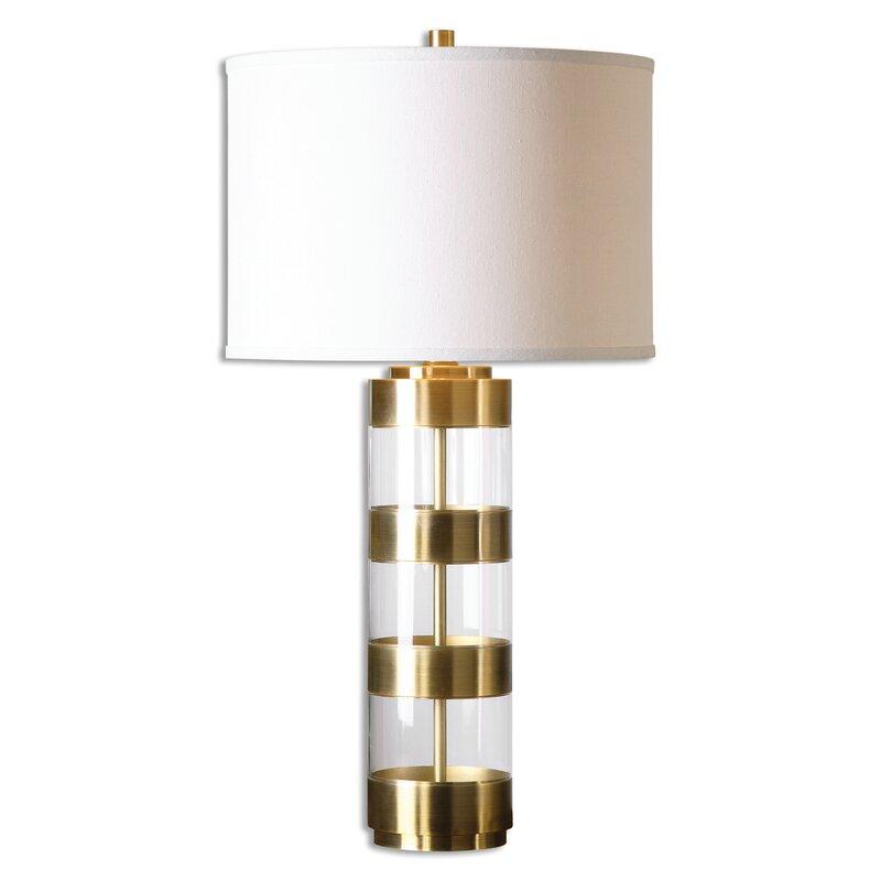 angora 31   table lamp uttermost angora 31   table lamp  u0026 reviews   wayfair  rh   wayfair