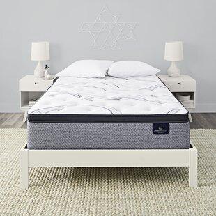 Serta Perfect Sleeper 15.25 Trelleburg II Pillow Top Firm Innerspring Mattress by Serta