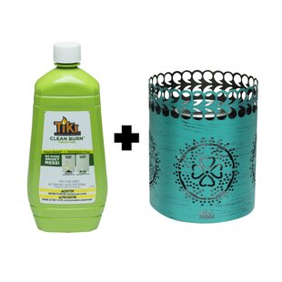 TIKI Brand 2 Piece Clean B..