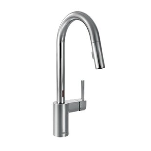 Moen Align Pull Down Single Handle Kitchen Faucet with MotionSense™