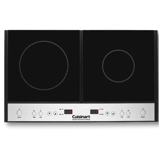 23 25 Induction Cooktop With 2 Burners