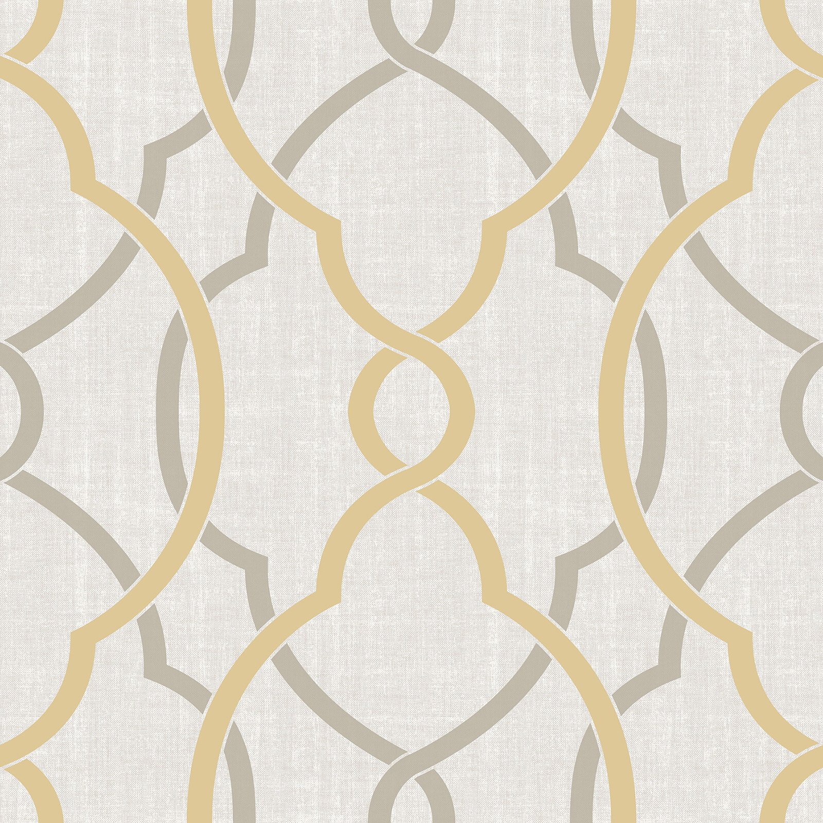 Yellow Peel and Stick Wallpaper & ...