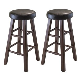 Marta Bar Stool (Set of 2) by Winsome