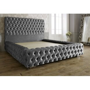 Rory Upholstered Bed Frame By Willa Arlo Interiors