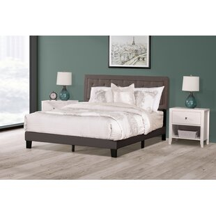 Order Lyerly Upholstered Panel Bed by Three Posts Reviews (2019) & Buyer's Guide