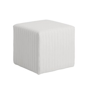 Guillory Leather Cube By Metro Lane