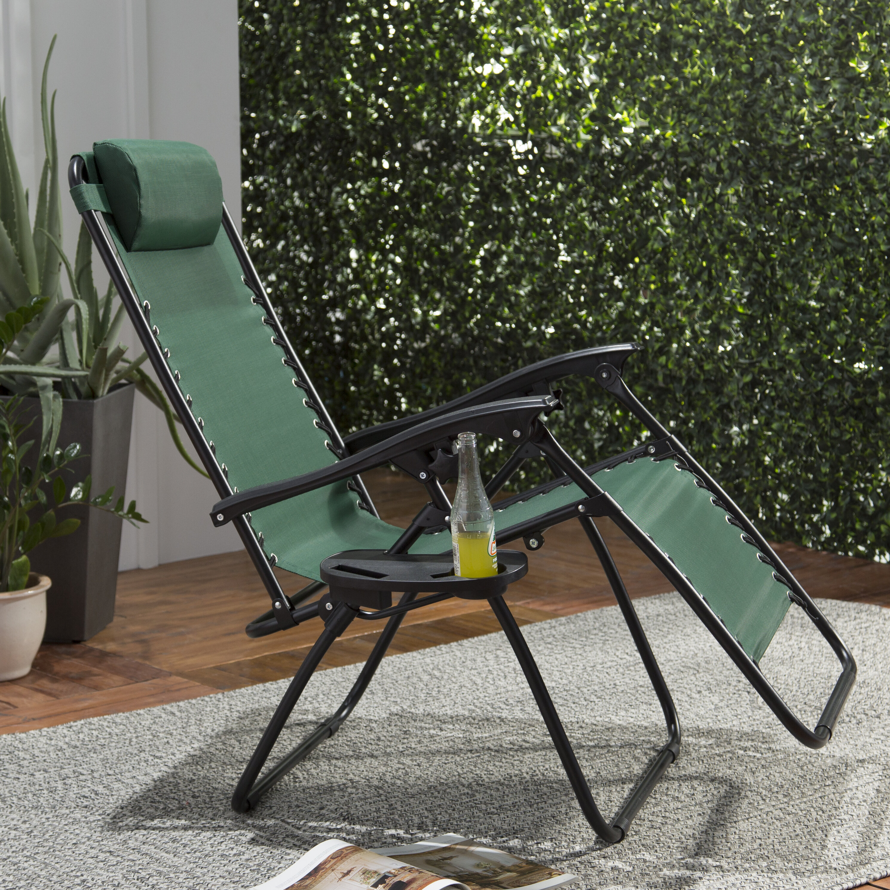 Annie Oversized Reclining Zero Gravity Chair