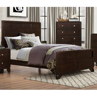 Compare Phoenix Panel Bed by Wildon Home® Reviews (2019) & Buyer's Guide