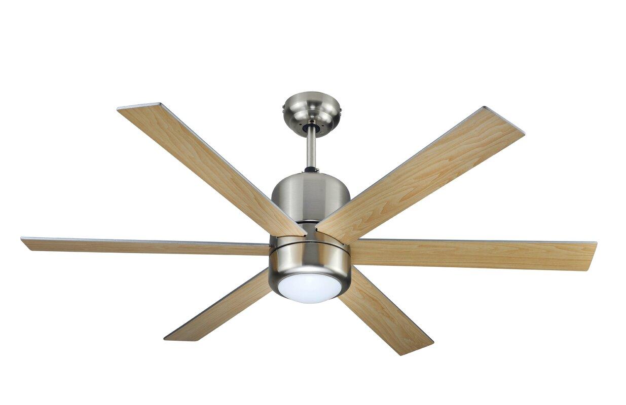 48 Horizon 6 Blade Ceiling Fan