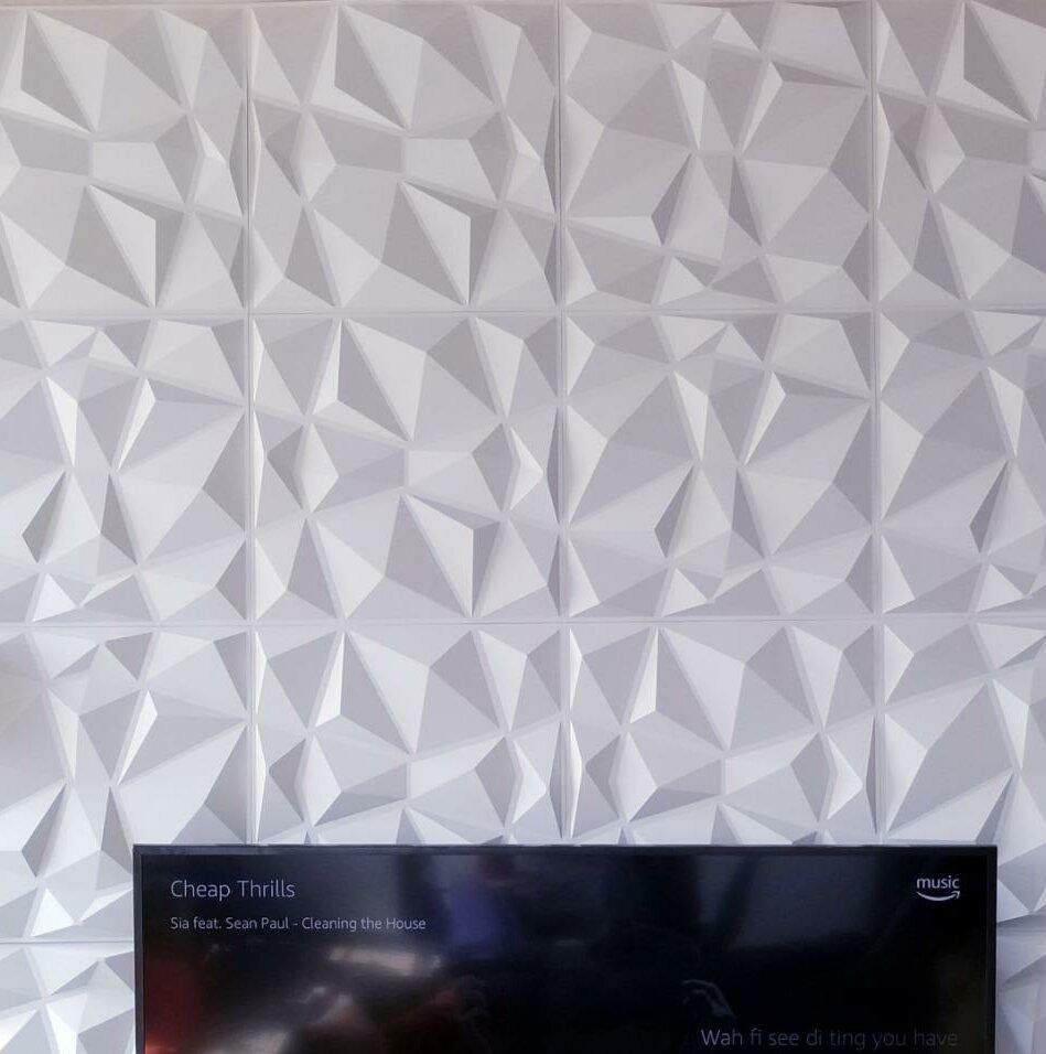 Orren Ellis Wiegers 19 7 X 19 7 Vinyl Wall Paneling Reviews Wayfair