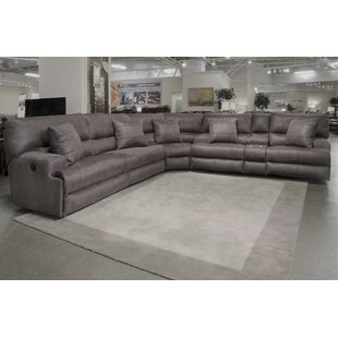 Catnapper Monaco Reclining Sectional