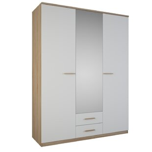 Seekonk 3 Door Sliding Wardrobe By Brayden Studio