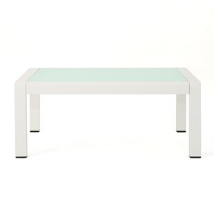 Villegas Outdoor Coffee Table by Orren Ellis Find